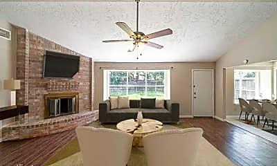 Living Room, 2609 Jeb Stuart Dr, 1