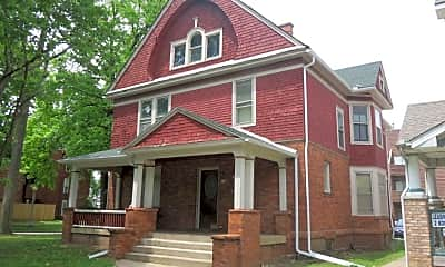 Building, 714 W Green Street, 0
