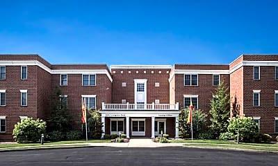 Building, Livingston Park Apartments, 1