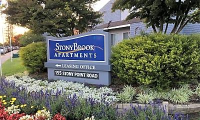 Stony Brook Apartment, 1