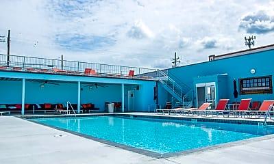 Pool, B+G Place, 1