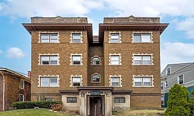 Building, 825 William Howard Taft Rd 1, 0