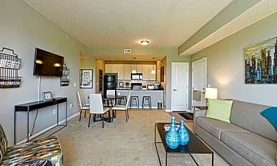 Living Room, Scioto Ridge, 1