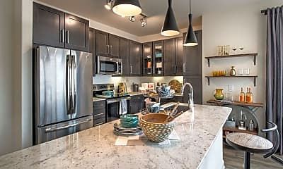 Kitchen, 4925 White Settlement Rd, 1