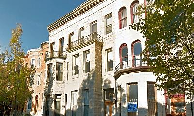 Building, 1709 St Paul St, 0