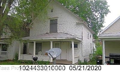 Building, 2518 P St, 0