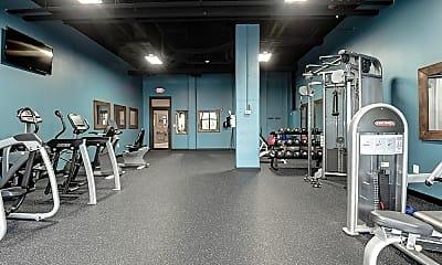 Fitness Weight Room, Artena, 2