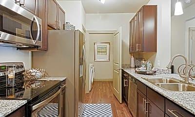 Kitchen, Oaks of Kyle, 1
