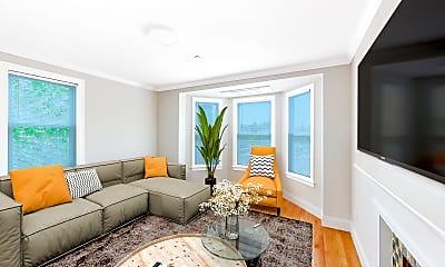 Living Room, 12 Harris Street, Unit 2, 0