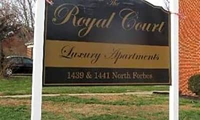 Community Signage, 1413 Townley Dr 307, 2