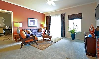 Living Room, The Sanctuary at Fishers, 0