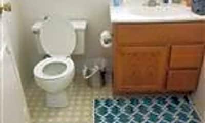 Bathroom, 7900 Harwood Ave, 1