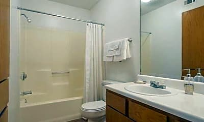 Langtry Village Apartments, 2