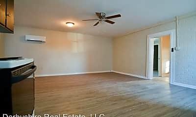Living Room, 4914 Fort Ave, 1