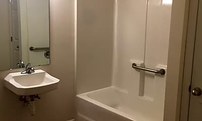 Bathroom, 408 Brunswick Dr, 1