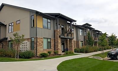 Flats @ Rigden Farm Condominiums (FDP140021) with office building, 1