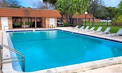 Pool, 2577 Garden Ct, 2