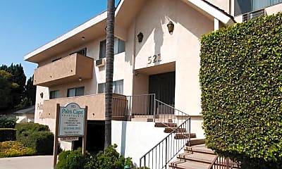 Building, Palm Capri, 1