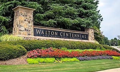 Walton Centennial, 2