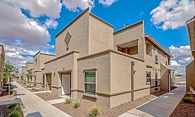 Building, Homestead Palms II, 1