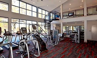 Fitness Weight Room, 465 Memorial Dr SE Unit #2, 1