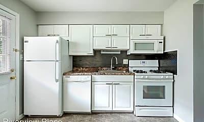 Kitchen, 810 Riverview Dr, 0