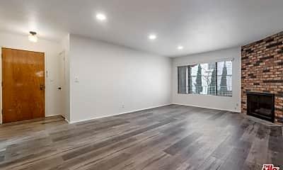 Living Room, 1640 S Bentley Ave 2, 1