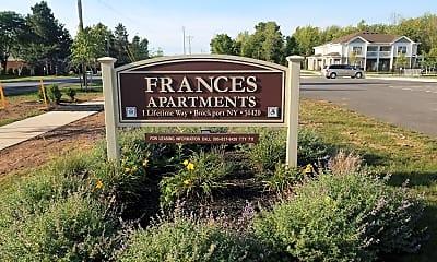 Brockport Frances Apartments, 1