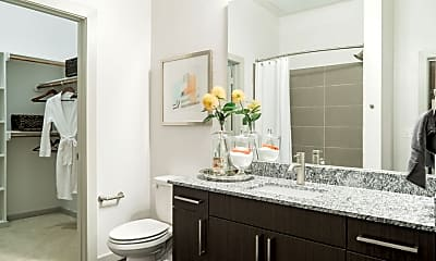 Bathroom, Rivera on Broadway, 2