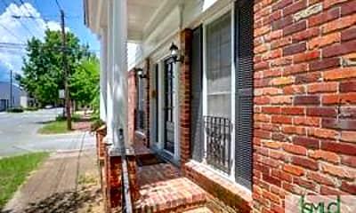Patio / Deck, 112 Houston St, 1