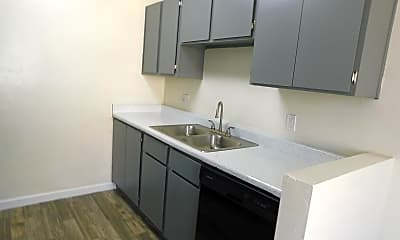 Kitchen, Mission Creek, 0