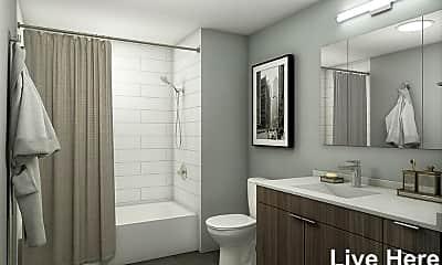 Bathroom, 1028 W Addison St, 2