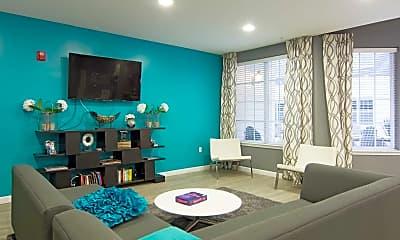 Clubhouse, Element at Stonebridge Apartments, 2