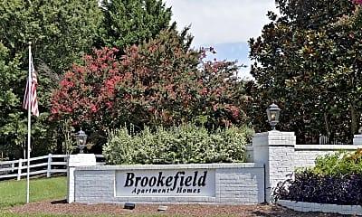 Community Signage, Brookefield, 0