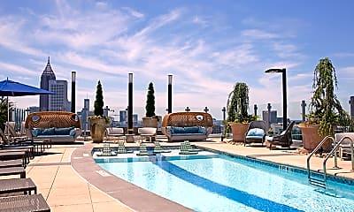 Pool, MAA Midtown, 0