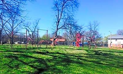 Playground, Goodwill Village, 0