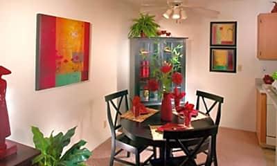 Dining Room, San Marino, 1