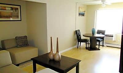 Living Room, Truckee River Terrace, 1