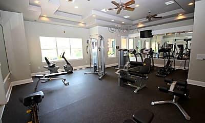 Fitness Weight Room, 12443 Tech Ridge, 1