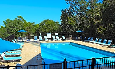 Pool, The VUE at Crestwood Apartments, 1