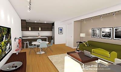 Living Room, 120 Rindge Ave, 0
