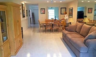 Living Room, 13715 Flora Pl B, 1