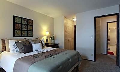 Bedroom, Westside Village, 1