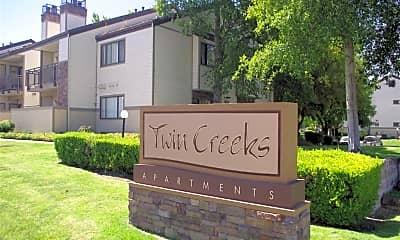 Community Signage, Twin Creeks, 0