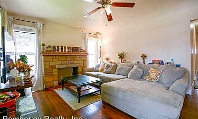 Living Room, 4445 50th St, 1