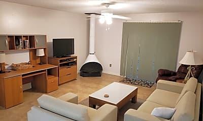 Living Room, 8077 W Homosassa Trail, 1