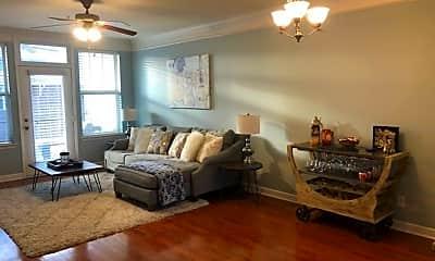 Living Room, 2310 Elliott Ave, 0