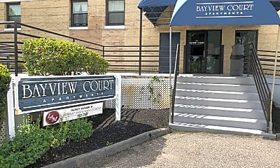 Bayview Court Apartments, 1