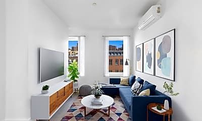 Living Room, 14 E 129th St 2, 0