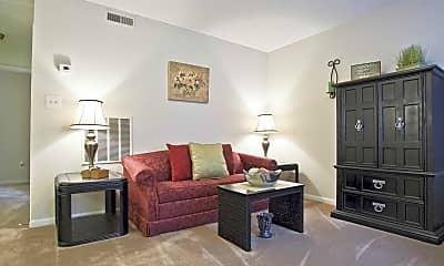 Living Room, Bridgewater Place, 1